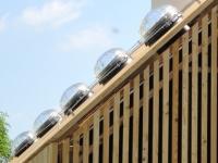 Puits de lumière Lightway - vue extérieure