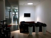 Puits de lumière - Salle d'attente
